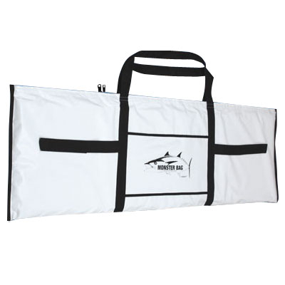 Boone monster insulated fish bag pelagic for Fish bag cooler