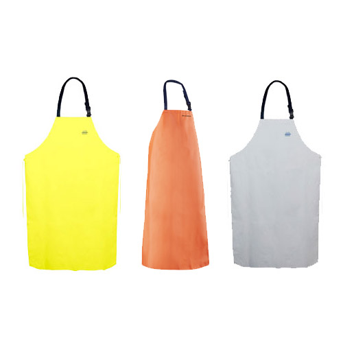 Grunden Clipper Commercial Fishing Apron Yellow